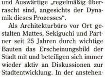 Heilbronner Dynamik im Vorfeld der Buga